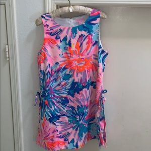 Lilly Pulitzer Off Tropic Donna Romper size 10